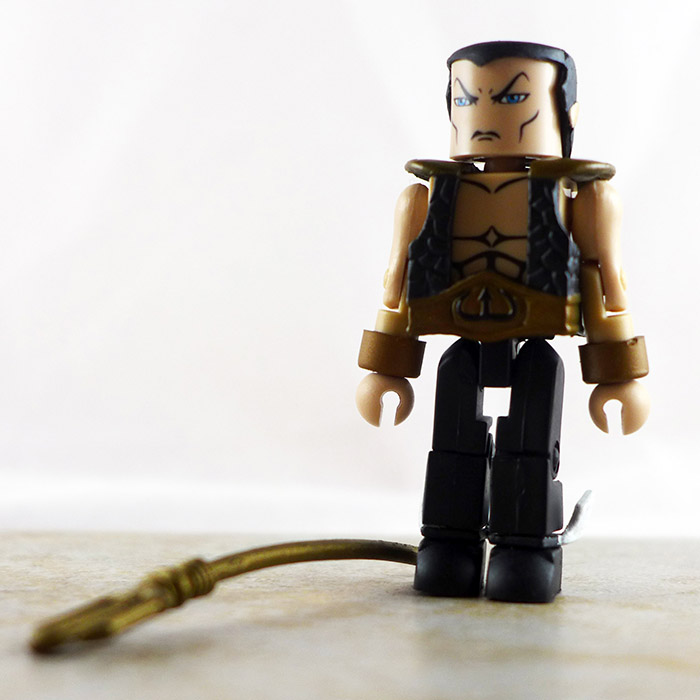 Namor Loose Minimate (Marvel Defenders Box Set)