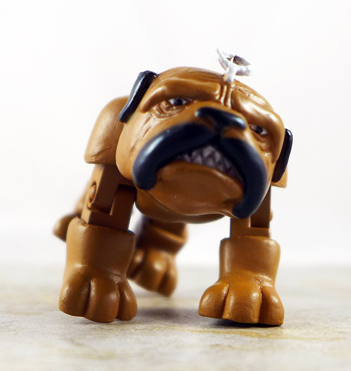 Lockjaw Loose Minimate (Marvel TRU Wave 7)