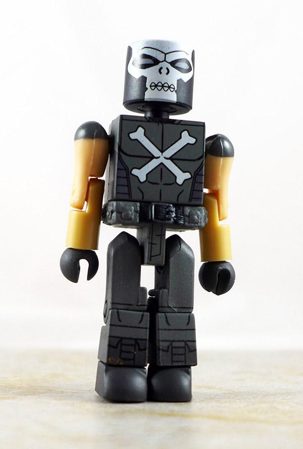 Crossbones Loose Minimate (Marvel Walgreens Wave 1.5)