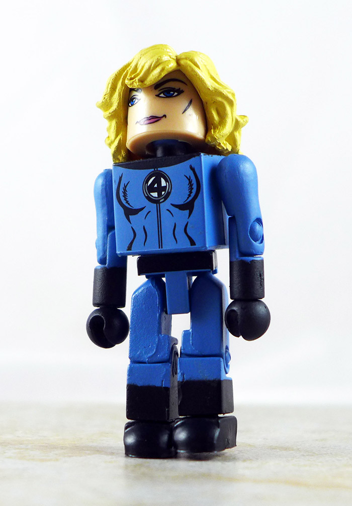 Sue Storm Partial Loose Minimate (Marvel TRU Wave 8)