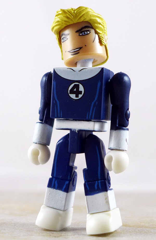Johnny Storm Custom Loose Minimate (Marvel Wave 48)
