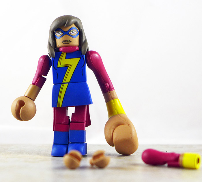 Ms. Marvel Loose Minimate (Marvel Walgreens Wave 5)