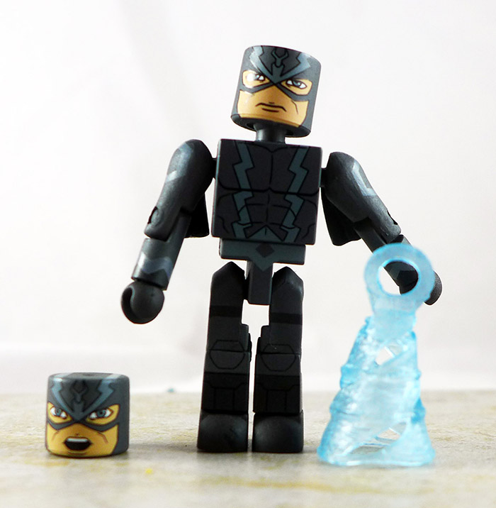 Black Bolt Loose Minimate (Marvel Walgreens Wave 6)