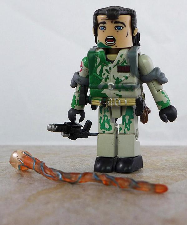 Slimed Peter Venkman Loose Minimate (Ghostbusters TRU Series 1)