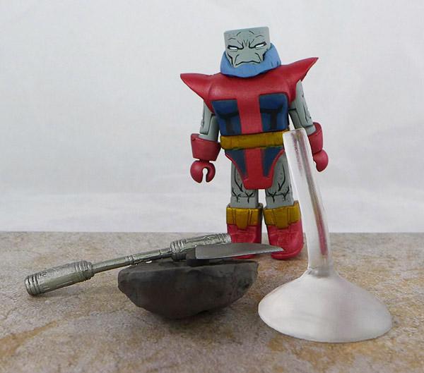Terrax Loose Minimate (Marvel Heralds of Galactus Box Set)