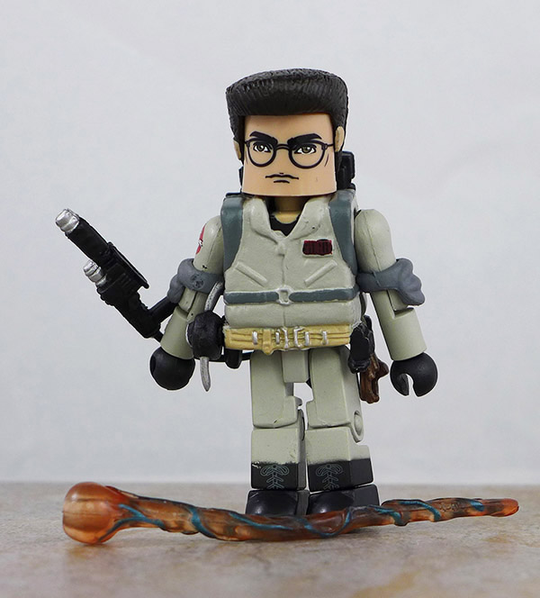Dr. Egon Spengler Custom Loose Minimate (Ghostbusters Series 1 Box Set)