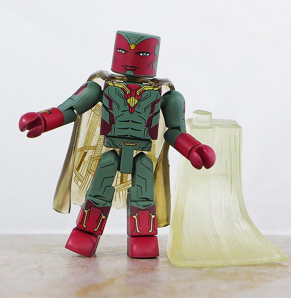 Vision Loose Minimate (Marvel Wave 63)