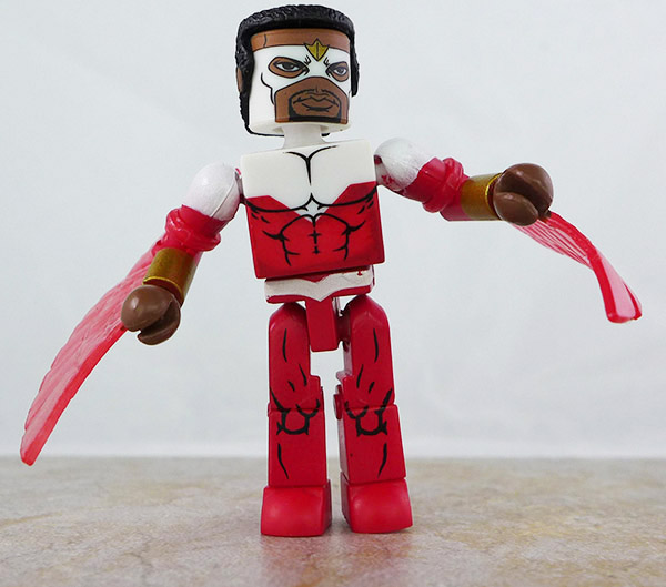 Marvel's Falcon Partial Loose Minimate (Marvel Wave 54)