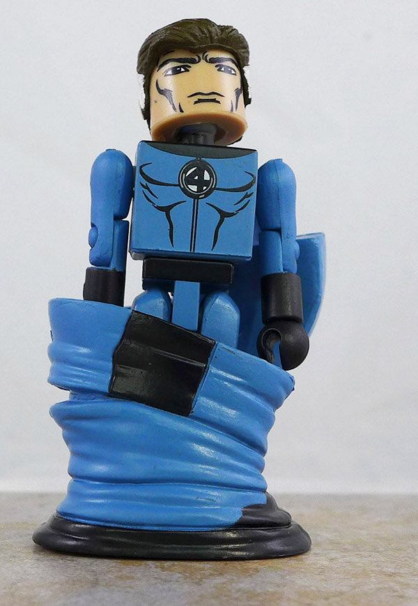 Mr. Fantastic Loose Minimate (Marvel TRU Wave 8)