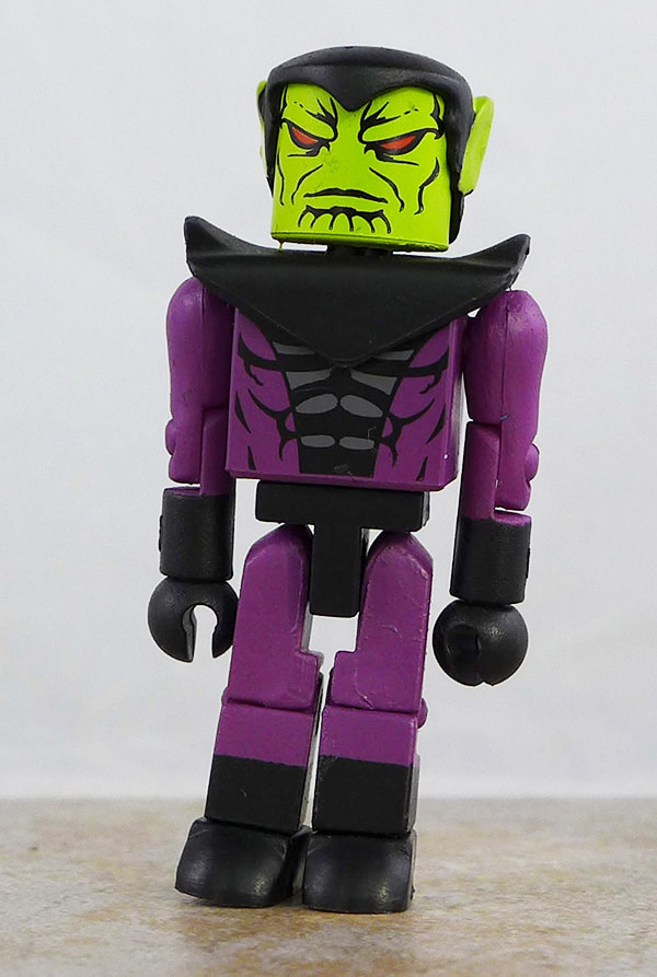 Super Skrull Partial Loose Minimate (Marvel vs. Capcom Series 2)