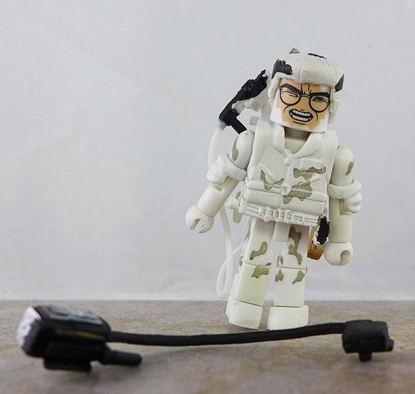 Egon Spengler Loose Minimate (Ghostbusters Series 3 Box Set)