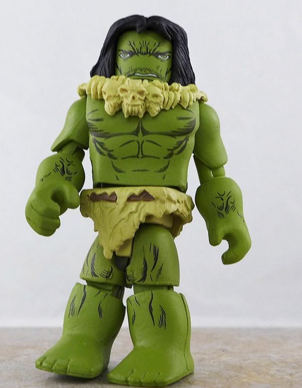 Barbarian Hulk Loose Minimate (Marvel Incredible Hulk Through the Ages Box Set)