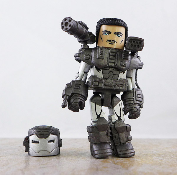 Mark I War Machine Loose MInimate (Marvel Wave 23)