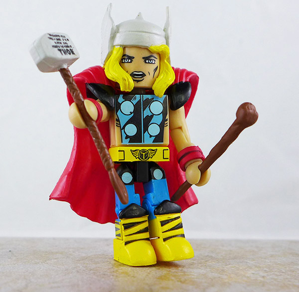 First Appearance Thor Loose Minimate (Marvel TRU Wave 12)