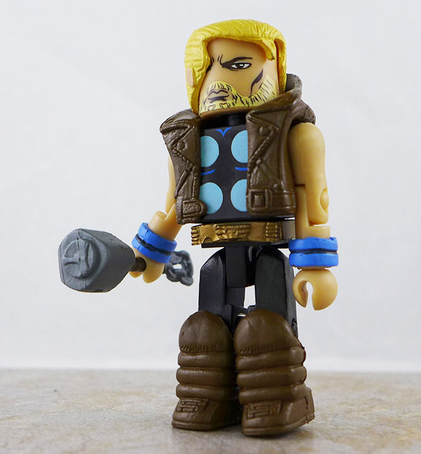 Eric Masterson as Thunderstrike Loose MInimate (Marvel Wave 42)