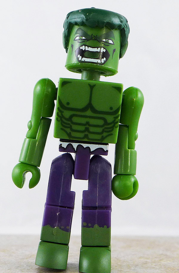 Hulk Loose MInimate (Marvel Wave 1)
