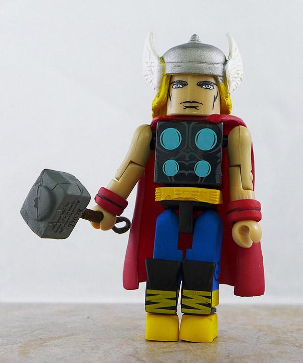 Thor Loose Minimate (Marvel The Mighty Thor: Stormbreaker Box Set)