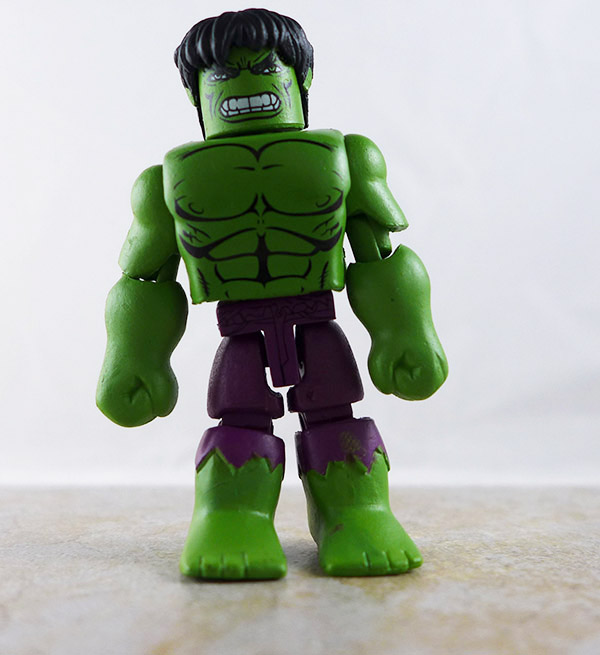 Hulk Partial Loose Minimate (Marvel Wave 41)
