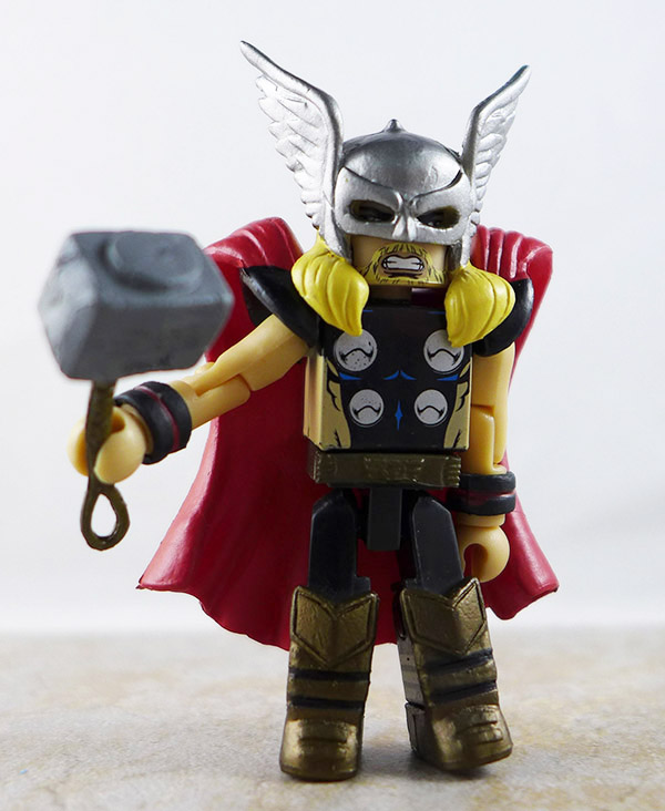 Eric Masterson as Thor Loose Minimate (Marvel Wave 42)