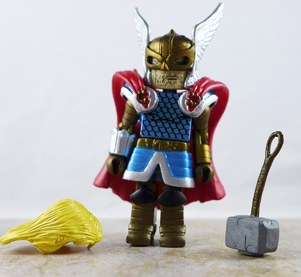 Armored Thor Loose Minimate (Marvel Wave 42)
