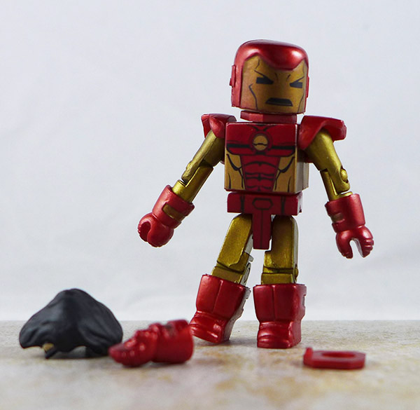 Neo-Classic Iron Man Loose Minimate (Marvel Wave 36)