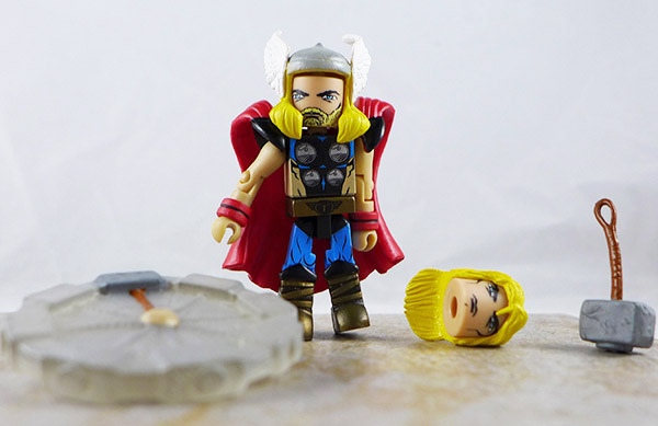 Thor Heroes Return Loose Minimate (Marvel Wave 44)