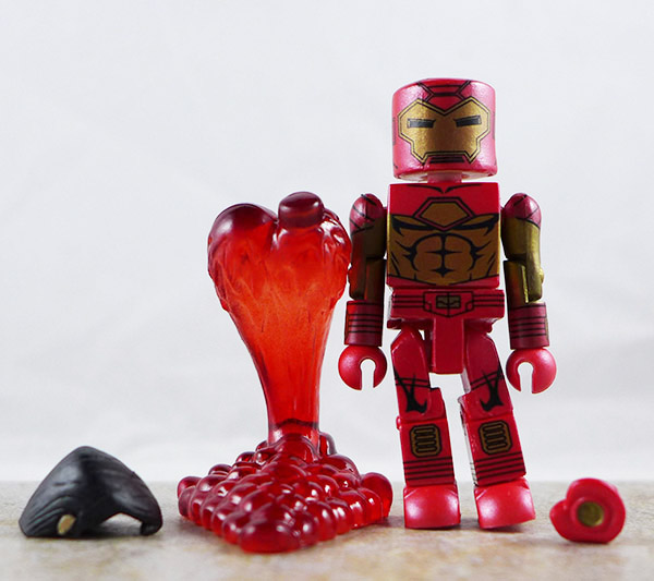 Modular Iron Loose Minimate (Marvel Iron Man Through the Ages Box Set)