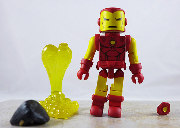 Iron Man Loose Minimate (Marvel 'Best of' Wave 1)