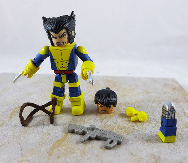 Strike Force Wolverine Loose Minimate (Marvel Wave 60)
