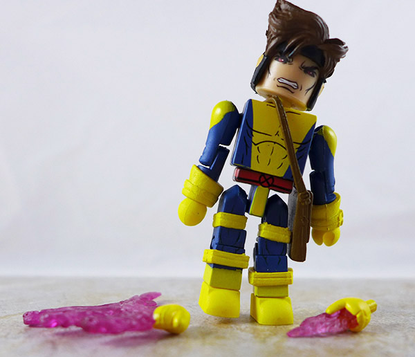 Strike Force Gambit Loose Minimate (Marvel Wave 60)