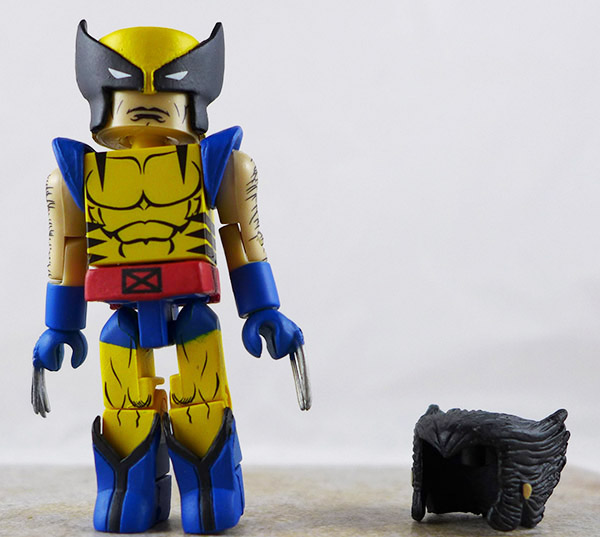 Wolverine Loose Minimate (Marvel 'Best of