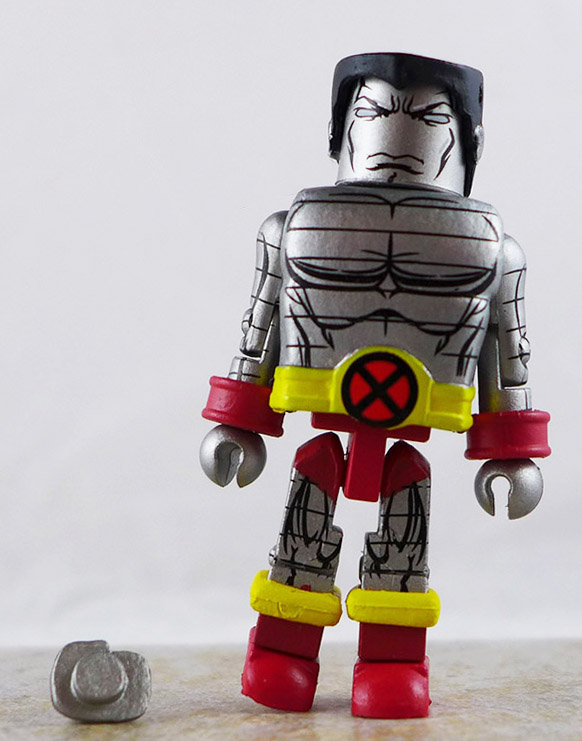 Colossus Partial Loose Minimate (Marvel Wave 47)