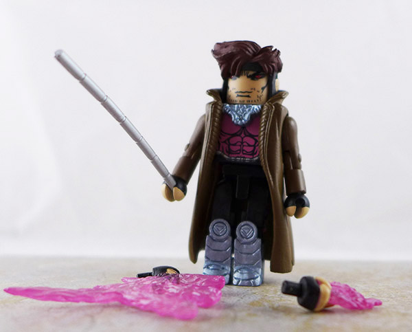 Gambit Loose Minimate (Marvel Wave 28)