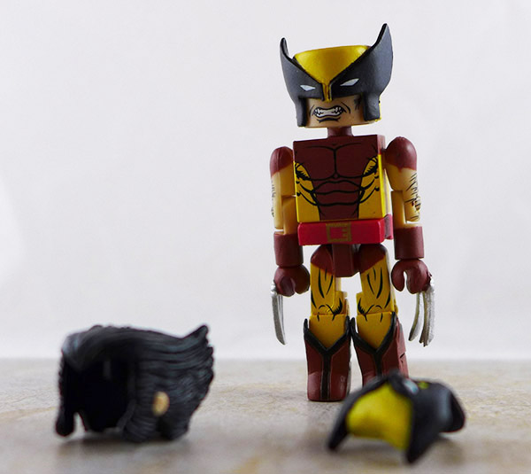 Wolverine Loose Minimate (Marvel Wave 47)