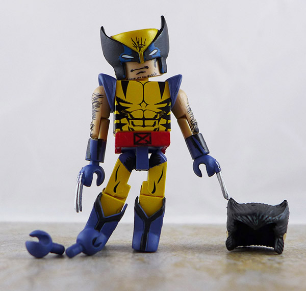 Wolverine Loose Minimate (Marvel Wave 28)
