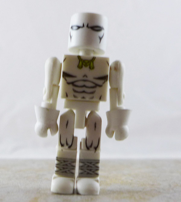 Classic White Tiger Loose Minimate (Marvel Wave 38)
