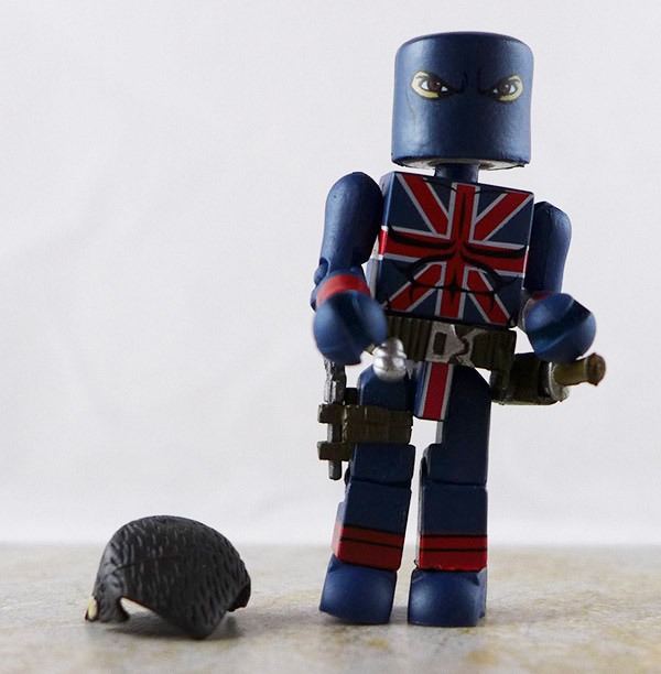 Union Jack Loose Minimate (Marvel TRU Wave 2)
