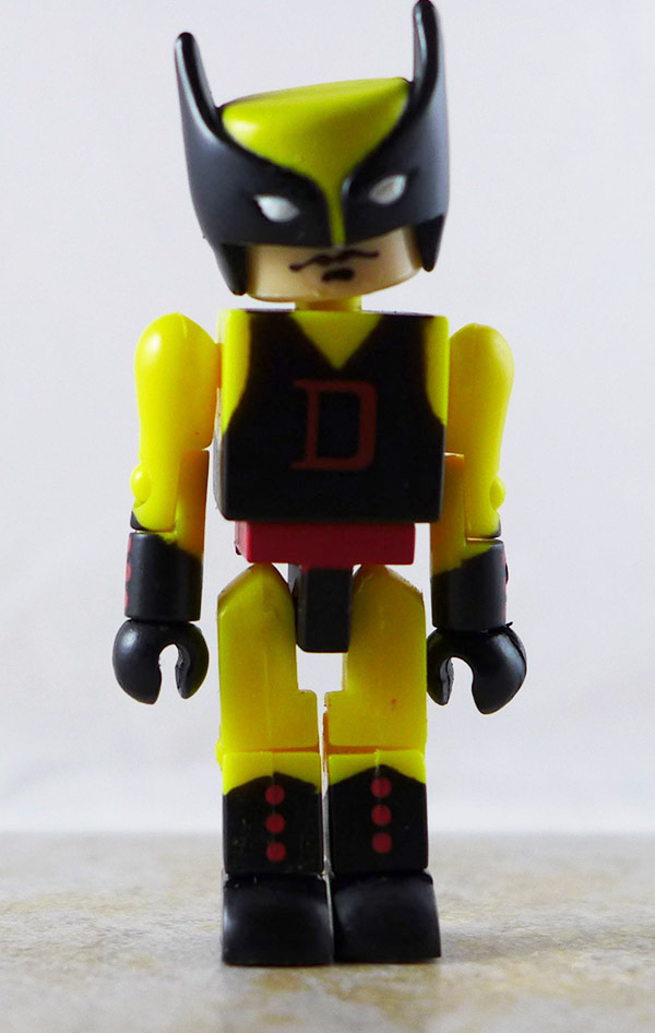 D-Man Custom Loose Minimate