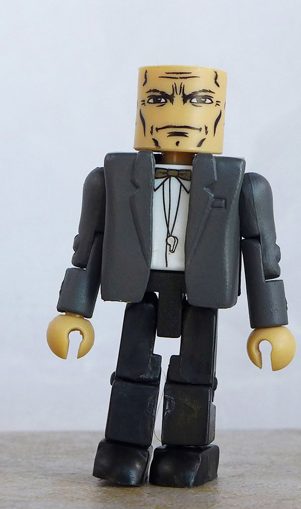Principal Strickland Loose Minimate (Back to the Future 25th Anniversary Box Set)