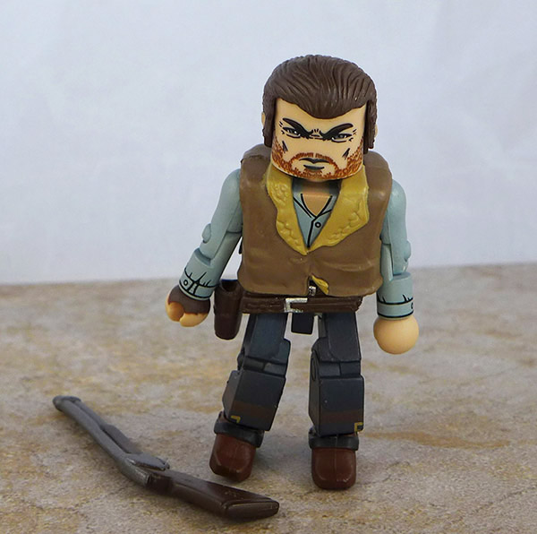 Showdown Monco Partial Loose Minimate (For a Few Dollars More Box Set)