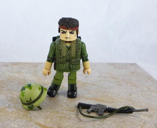 Pvt. Chris Taylor Loose Minimate (Platoon Box Set)