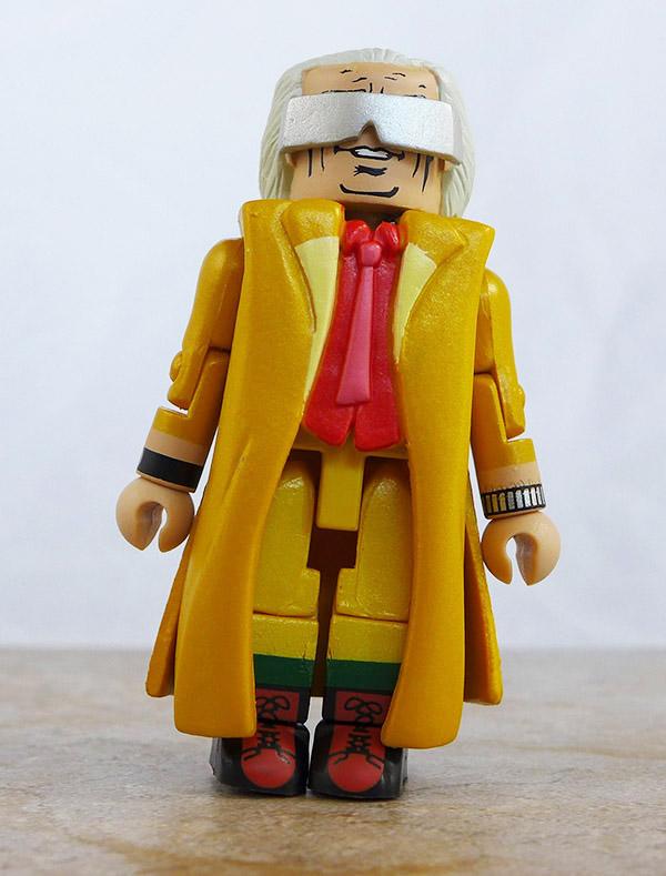 Future Doc Brown Loose Minimate (Back to the Future 2 Box Set)