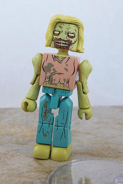 Emaciated Zombie Loose Minimate (Walking Dead TRU Wave 5)