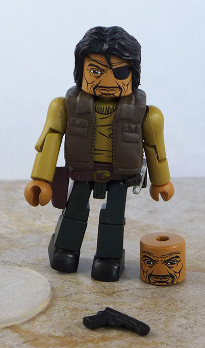 The Governor Loose Minimate (Walking Dead Wave 4)