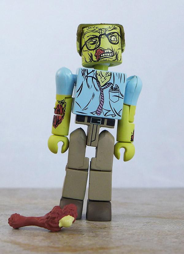 Nerd Zombie Loose Minimate (Walking Dead TRU Wave 1)