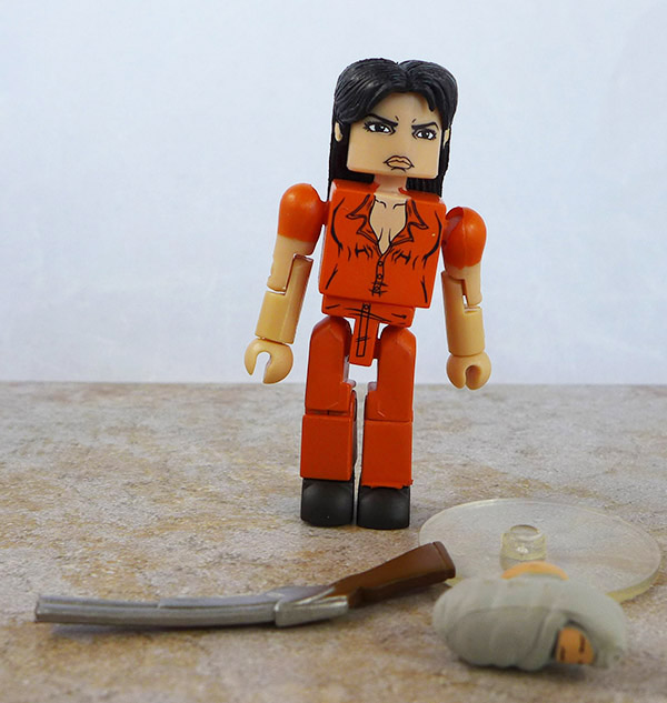 Prison Lori Loose Minimate (Walking Dead Wave 4)