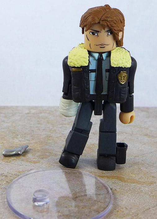 Constable Rick Grimes Loose Minimate (Walking Dead Wave 6)