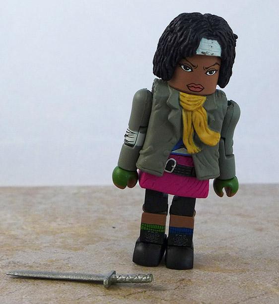 Michonne Loose Minimate (Walking Dead Wave 2)