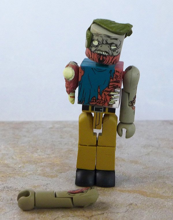 One-Armed Zombie Loose Minimate (Walking Dead Wave 1)