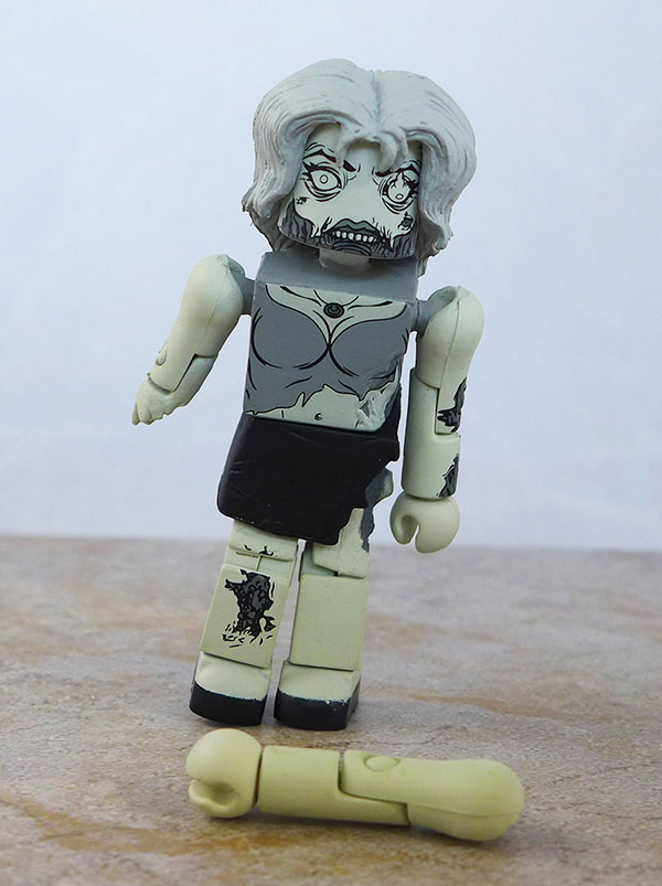 Female Zombie Loose Minimate (Walking Dead Halloween ComicFest Two-Pack)